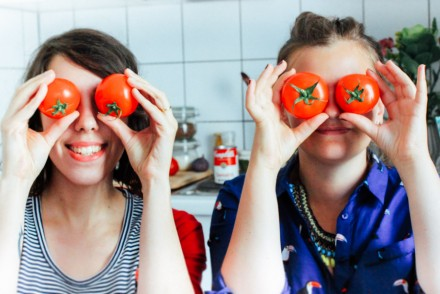 food blog culinaire tomatoes photo